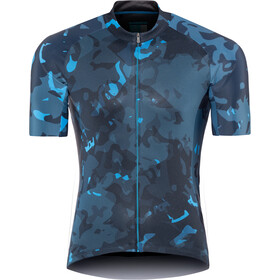 Shimano Breakaway Maillot manches courtes Homme, neon blue